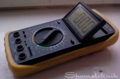 мультиметр цифровой Expert Ehy-mtr-m92a инструкция - фото 6